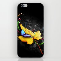 LEAF iPhone & iPod Skin