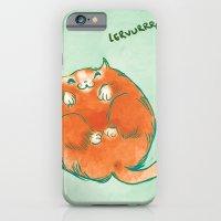iPhone & iPod Case featuring Lerverrr by Maribellum