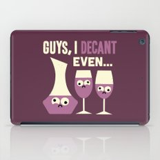 Contain Yourself iPad Case