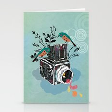 Vintage Camera Hasselblad Stationery Cards