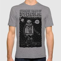 Strange Tales Of Cucacol… Mens Fitted Tee Athletic Grey SMALL