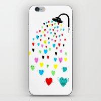 Love Shower iPhone & iPod Skin