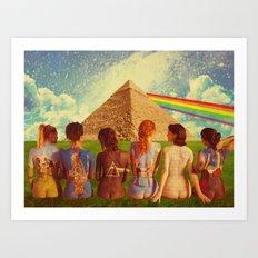 Floyd Art Print