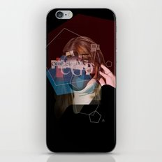 Identity 2 iPhone & iPod Skin