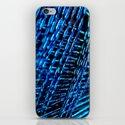 Macro feather iPhone & iPod Skin