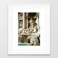 ROME II Framed Art Print