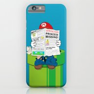 Mario iPhone 6 Slim Case