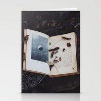Book of the Stars Stationery Cards