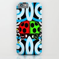 iPhone & iPod Case featuring Daze by Wu Bugs