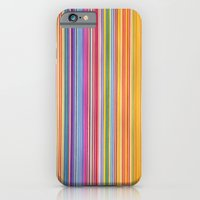 iPhone & iPod Case featuring STRIPES 13 by Brandon Neher