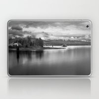 A View Of Stanley's Park Laptop & iPad Skin