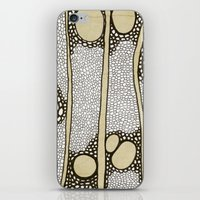 Inside Black Locust iPhone & iPod Skin