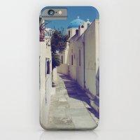 Santorini Walkway iPhone 6 Slim Case