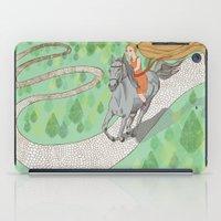 Beauty & The Beast iPad Case