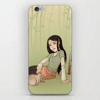 Usagi iPhone & iPod Skin