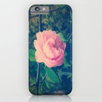 iPhone & iPod Case featuring Tender Pink by Julia Kovtunyak