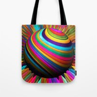 A World Of Color Tote Bag