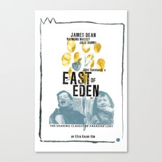 EAST OF EDEN// Canvas Print