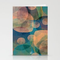 Turq Stationery Cards