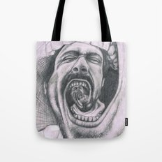 Mouthh Tote Bag