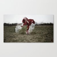 Controlled Sacrifice Canvas Print