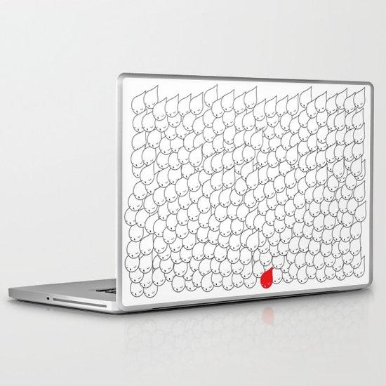 FOLLOW ME FOLLOW YOU Laptop & iPad Skin