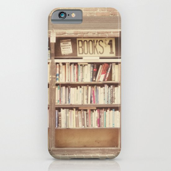 Dollar Books iPhone & iPod Case
