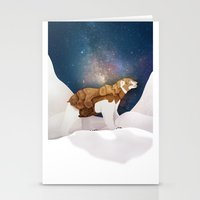 The Armored Bear Stationery Cards