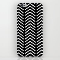Graphic_Black&White #3 iPhone & iPod Skin