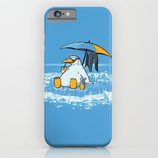 GLOBAL WARMING PROBLEM iPhone & iPod Case