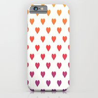 iPhone & iPod Case featuring POP heART by marianastutz
