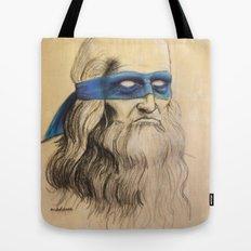 Leo TMNT Tote Bag