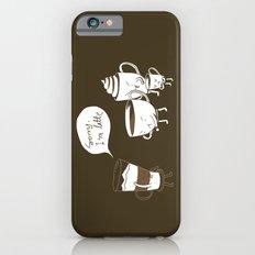 Sorry, I'm latte. iPhone 6 Slim Case