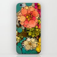 Perky Flowers! iPhone & iPod Skin