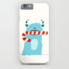 December Monsters: Candy Cane Slim Case iPhone 6s