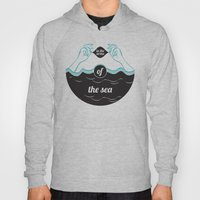 In The Arms of The Sea Hoody