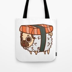 Puglie Salmon Sushi Tote Bag