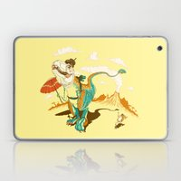 Amor Eterno Laptop & iPad Skin