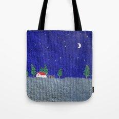 Night scenes Tote Bag