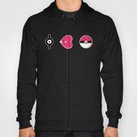 I Luv(disc) Pokémon Hoody