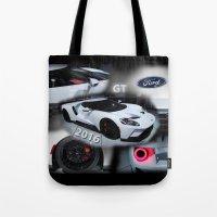 2016 GT Tote Bag