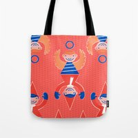 Season Friends Tote Bag