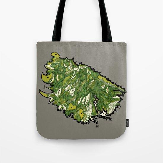 Green Machine. Tote Bag