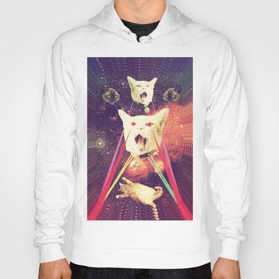 galactic Cats Saga 4 Hoody