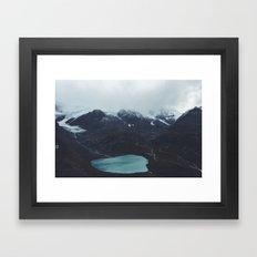 Sustenpass Framed Art Print
