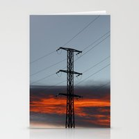Sky Ii Stationery Cards