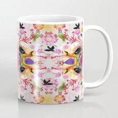 Kaleidoscope Flamingos Mug