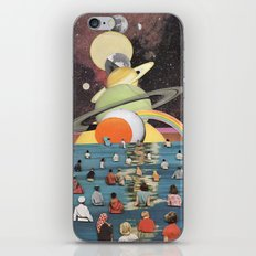 Children of the Sun and Moon iPhone & iPod Skin