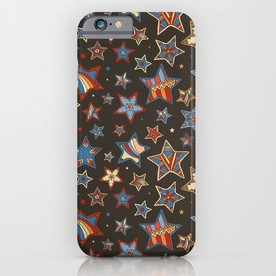 Doodle Stars iPhone & iPod Case