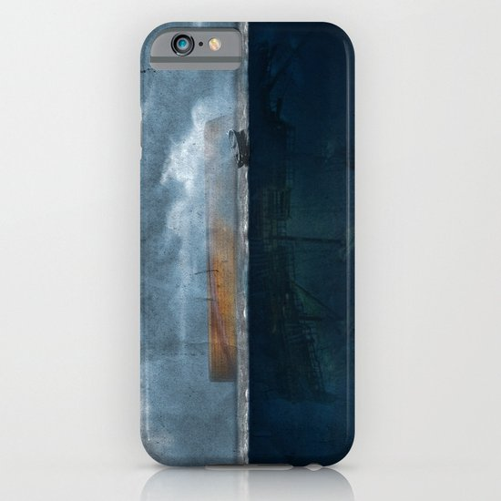 The Cartographer  iPhone & iPod Case